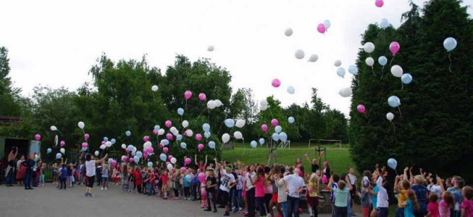 Our Diamond Jubilee Balloon Race